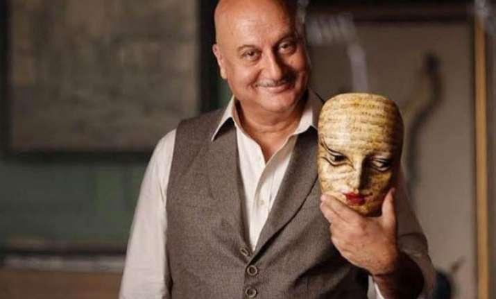 anupam kher reveals his retirement plan