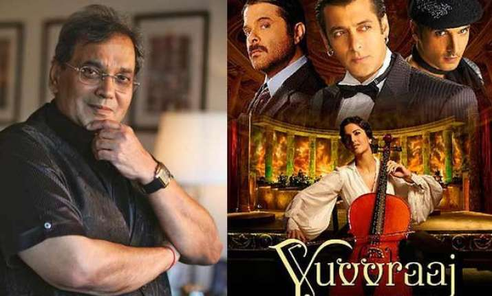 subhash ghai wants to make yuvvraaj 2 with salman