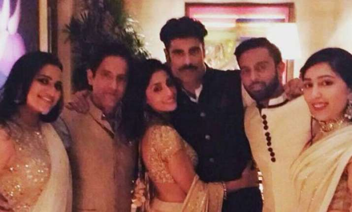sikandar kher gets engaged to sonam kapoor s cousin
