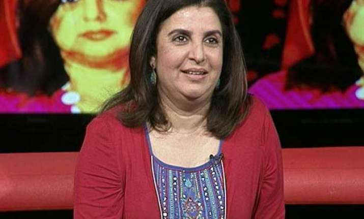 hats off to any director who gets a film released farah khan