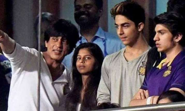 shah rukh khan s kkr squad excited to win the top spot in