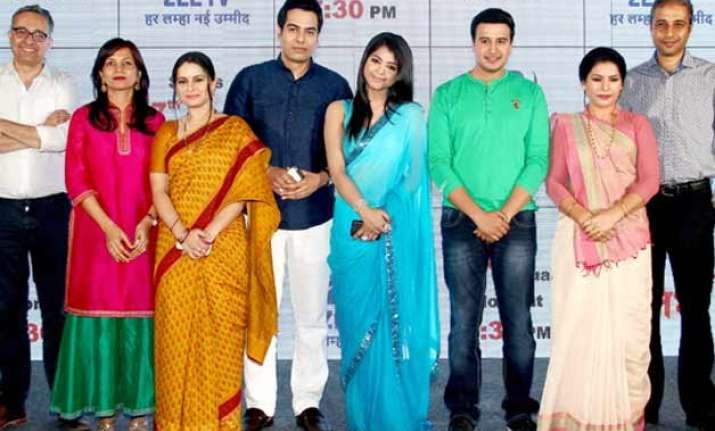 new tv show hello pratibha launched traces married woman s
