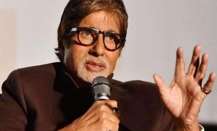 cinema doesn t discriminate amitabh bachchan