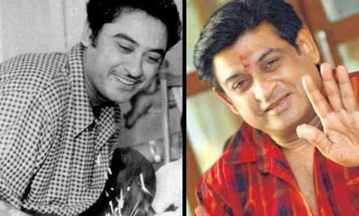 trying to keep father s legacy alive kishore kumar s son
