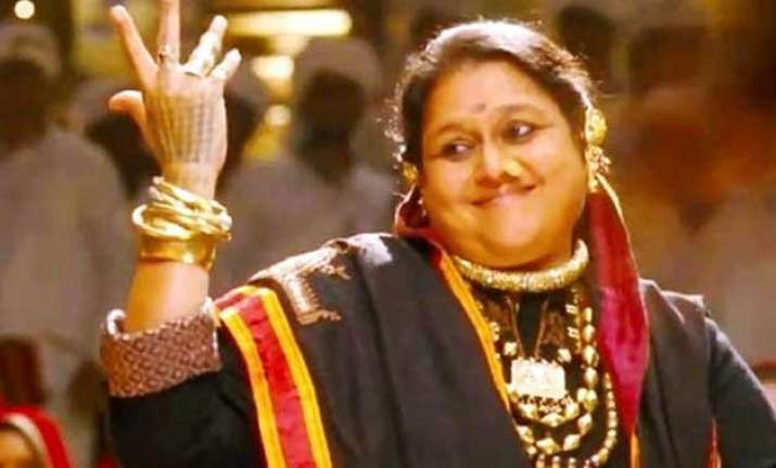 supriya pathak s new look not inspired from ram leela