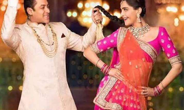 let sonam and her saiyyan prem stun you in the title track
