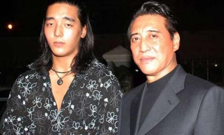 danny denzongpa s son rinzing wants to play lead roles
