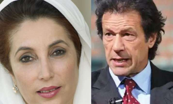 imran khan s affair with late pak pm benazir bhutto to be