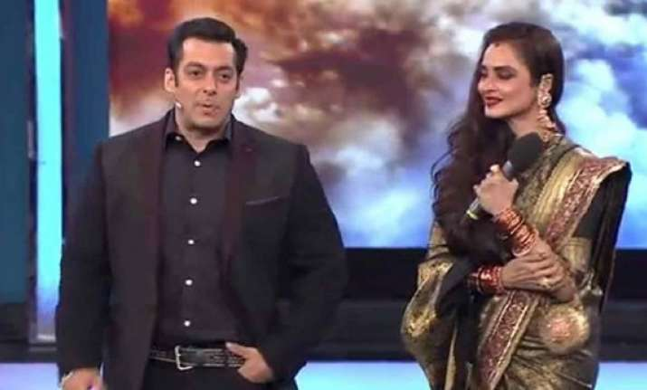when salman had a crush on rekha