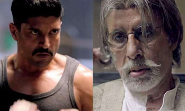 amitabh bachchan finds it tough to work with farhan akhtar