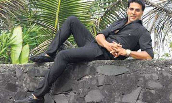 akshay lives in bungalow from where he was once thrown out