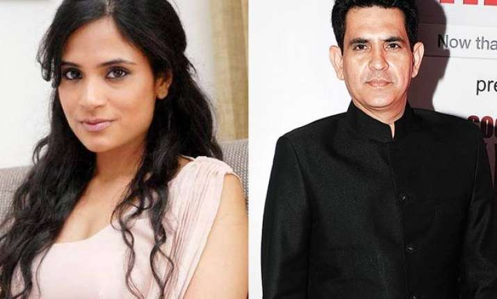 omung kumar is the most meticulous director says richa