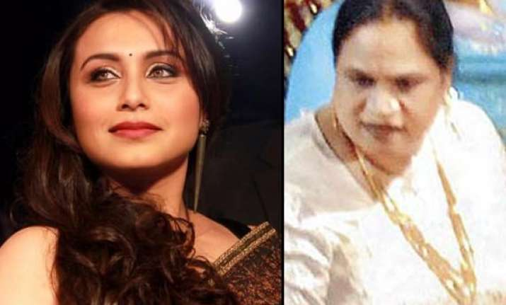 after cop in mardaani rani mukerji to play underworld don