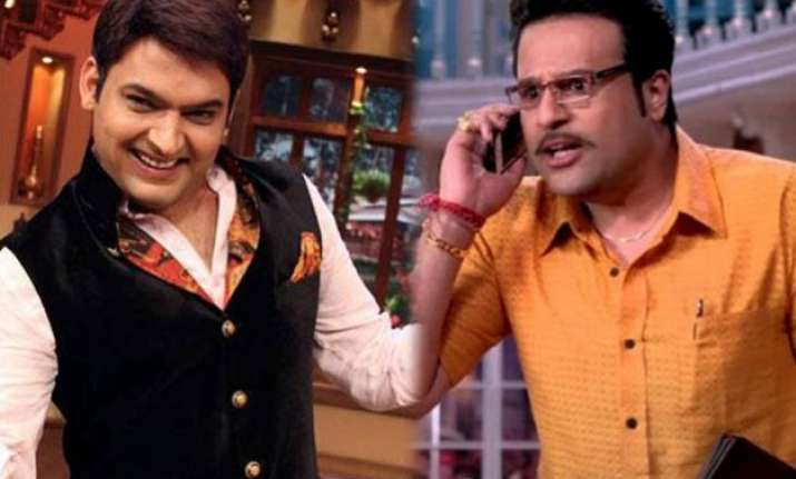 kapil sharma launches new show hits back at krushna