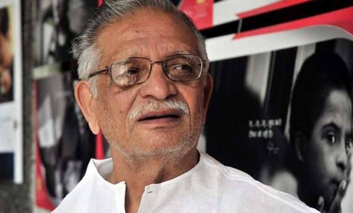 returning award only way to protest gulzar
