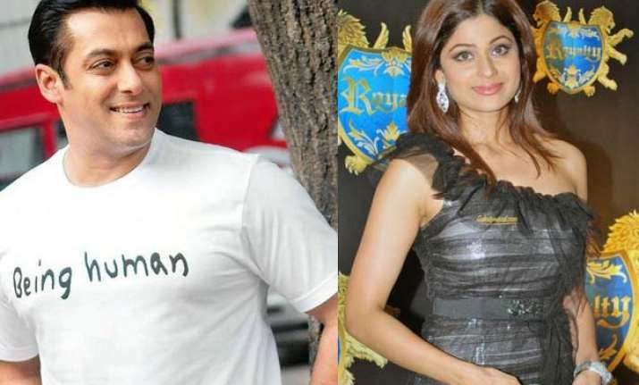 salman khan is getting better with age says shamita shetty