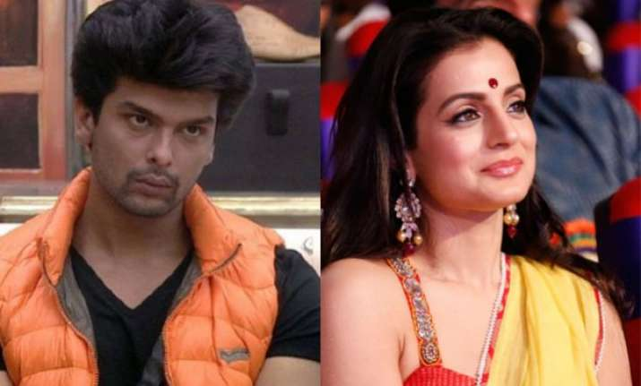 shocking kushal tandon accuses ameesha patel of