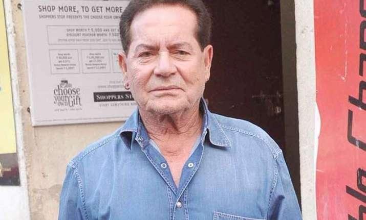 salim khan on why he refused padma shri
