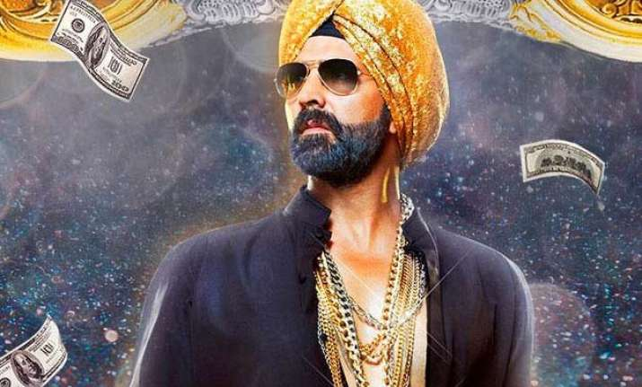 omg akshay kumar escapes fire on sets of singh is bliing