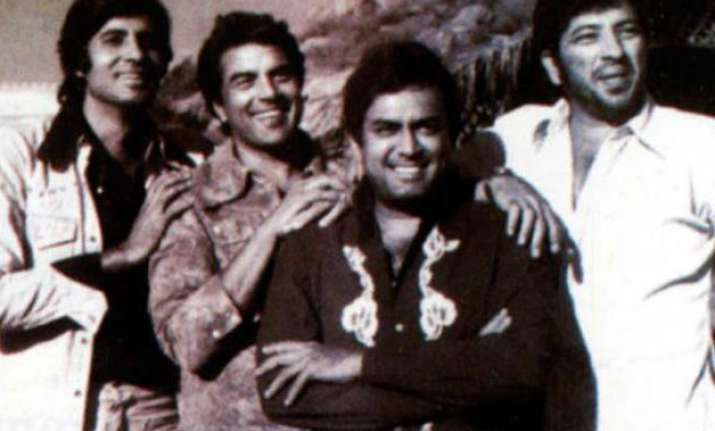 sholay still reverberating with filmgoers amitabh bachchan