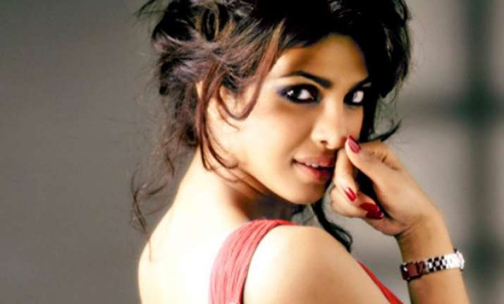 exotic girl priyanka chopra completes 12 years in bollywood
