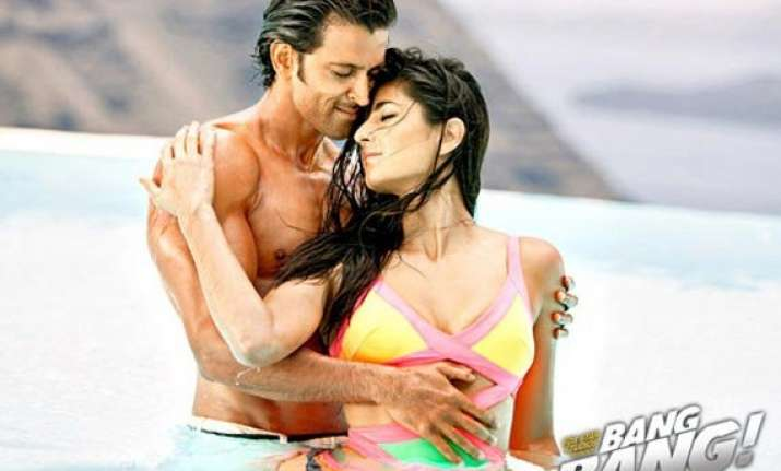 bang bang three days collection rs 71.72 cr kick and