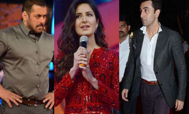 katrina kaif might ditch salman khan for ranbir kapoor