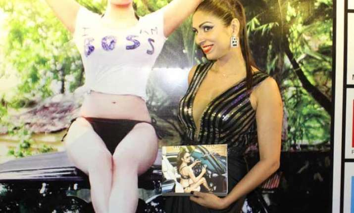 ex bigg boss 5 contestant pooja misrra launches her sexy
