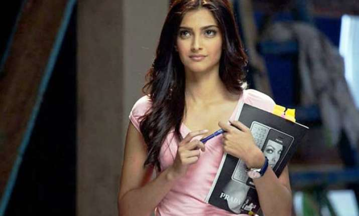 sonam kapoor will finish my graduation this year