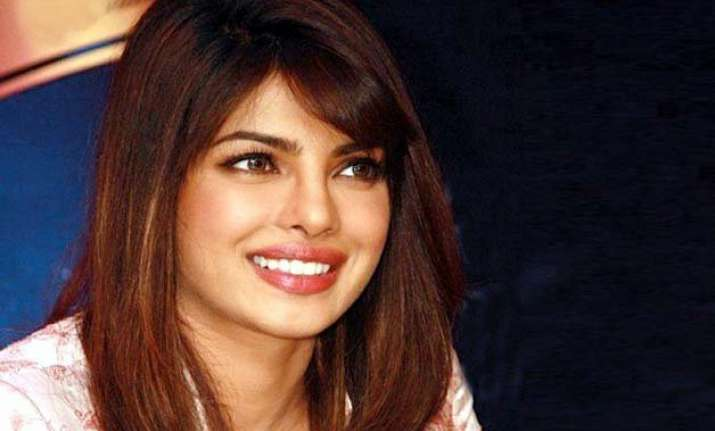 priyanka wraps up quantico pilot heads back to mumbai