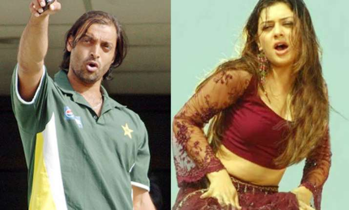 shoaib akhtar shoots for bollywood film in punjab