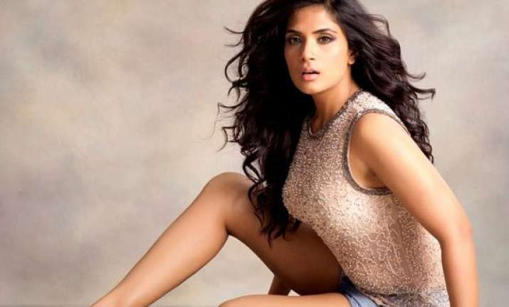 richa chadha s british film titled bombairiya