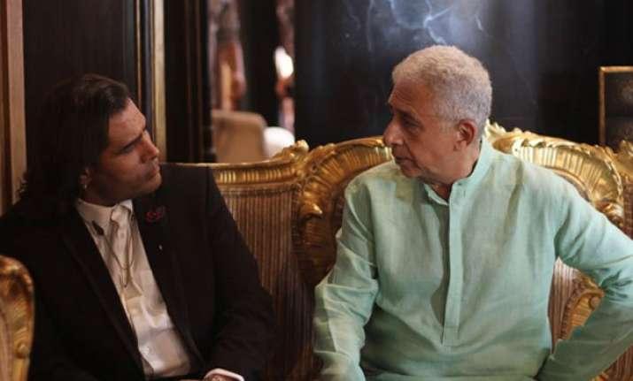 shafqat amanat naseeruddin team up for video