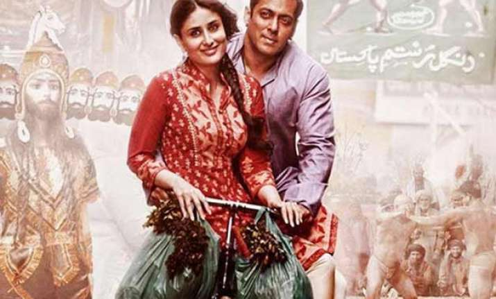 bajrangi bhaijaan movie review an entertainer made with