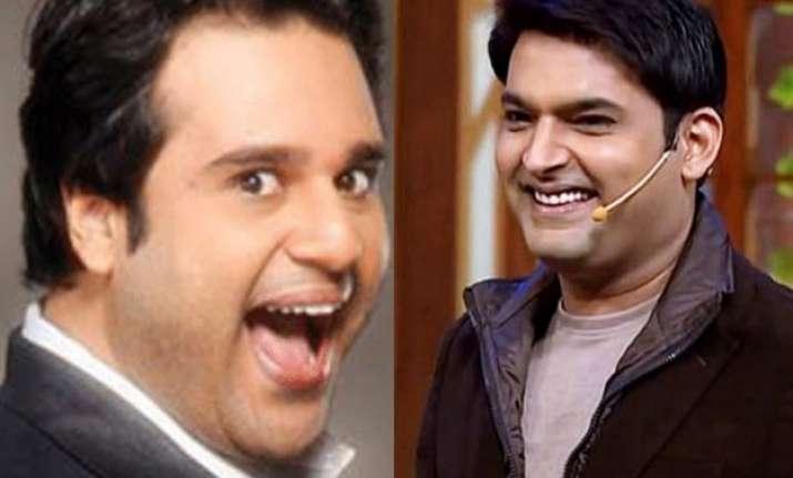 kapil sharma confesses watching krushna s comedy nights