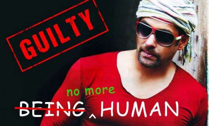 salman khan convicted sentenced to 5 years in jail