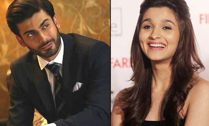 why fawad khan refused to do steamy scenes with alia bhatt