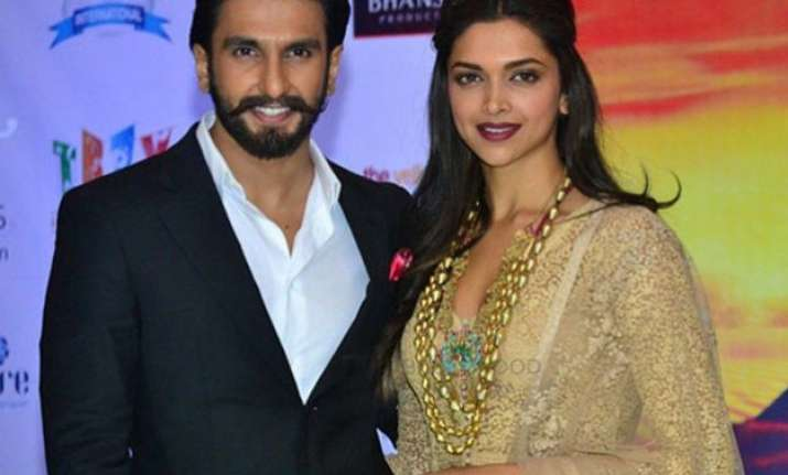 no question of a live in relationship with ranveer singh