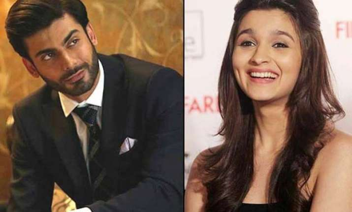 alia bhatt welcomes fawad khan on instagram