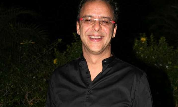 never expected to write a song vidhu vinod chopra