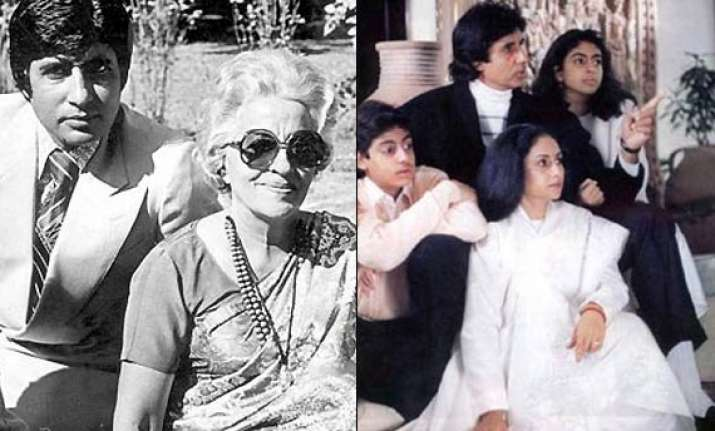 amitabh bachchan birthday special rare and unseen images