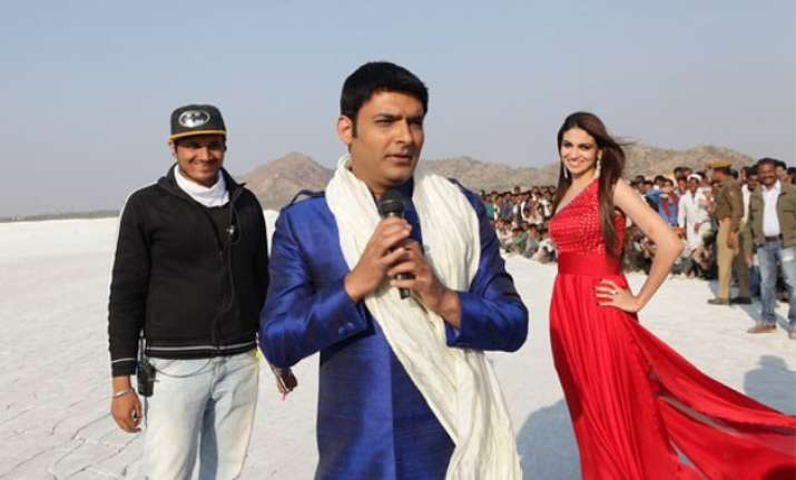 trailer of kapil sharma s debut film out on august 13
