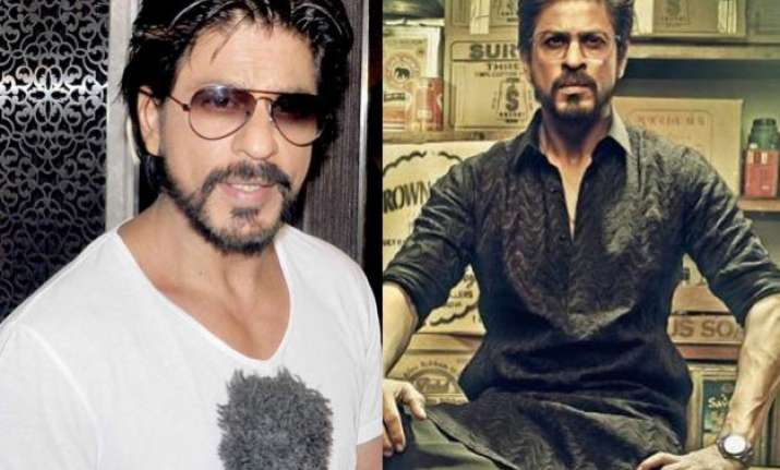see pic shah rukh injures himself again spotted with