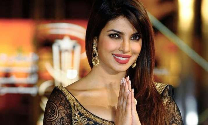 priyanka chopra cancels her plans suffering from