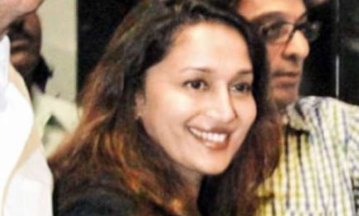 madhuri s re entry into bollywood