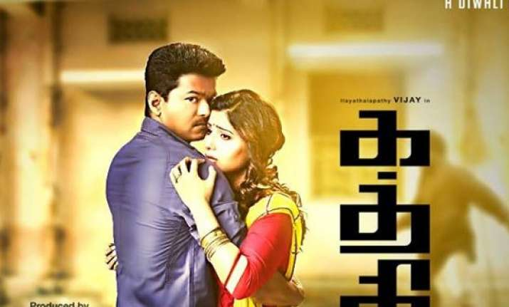 vijay starrer kaththi mints rs 15.4 crore on opening day