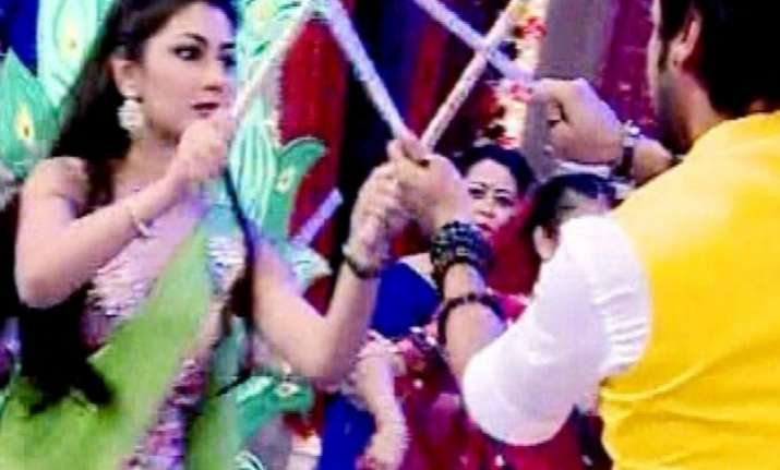 kumkum bhagya will pragya abhi come close during navratri