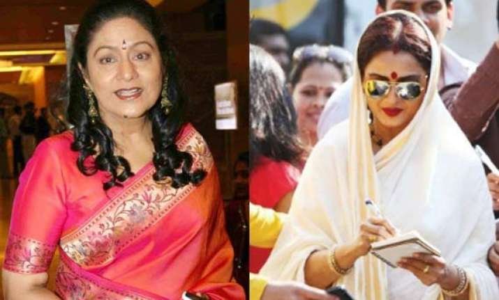 Rekha did not promote super nani but herself aruna irani view rekha did not promote super nani but herself aruna irani thecheapjerseys Choice Image