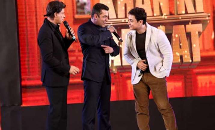 salman khan thanks shah rukh and aamir for promoting