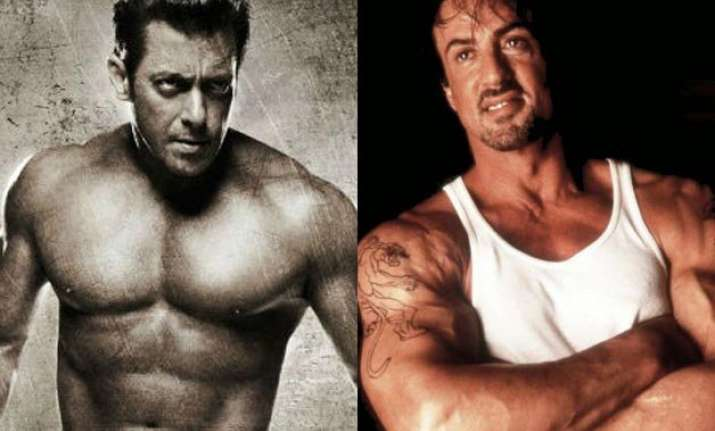 sylvester stallone to train salman khan for sultan